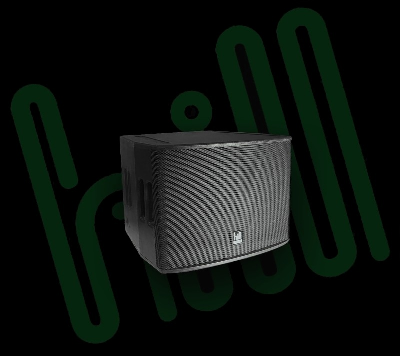 Hill M1-SB Active Bass Enclosure