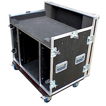 Mixing Console Workstation Flight Case Custom Sizes